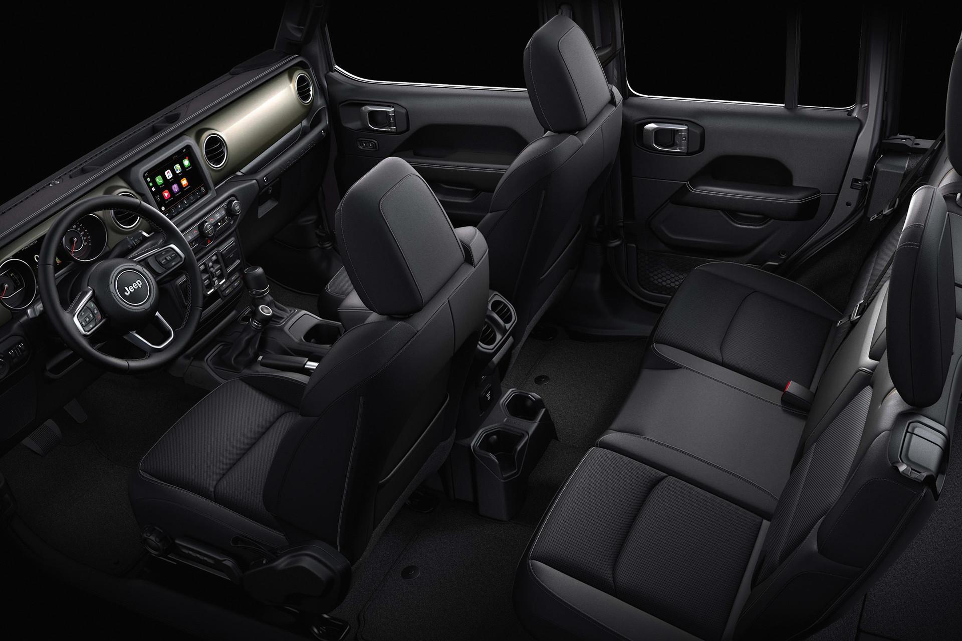 2019 Jeep Wrangler Interior Gallery Jeep Canada