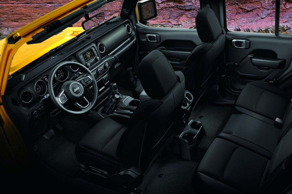 2020 Jeep Wrangler Interior Exterior Design Jeep Canada