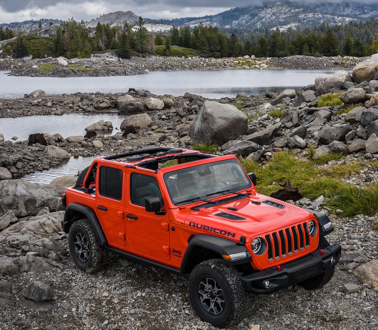 2020 Jeep Wrangler Off Road 4x4 Suv Jeep Canada