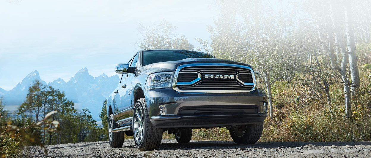 2018 RAM 1500 is the most fuel efficient full size pickup