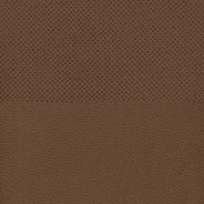 Natura Plus leather with perforated inserts – Cattle Tan with Black accent stitching and piping