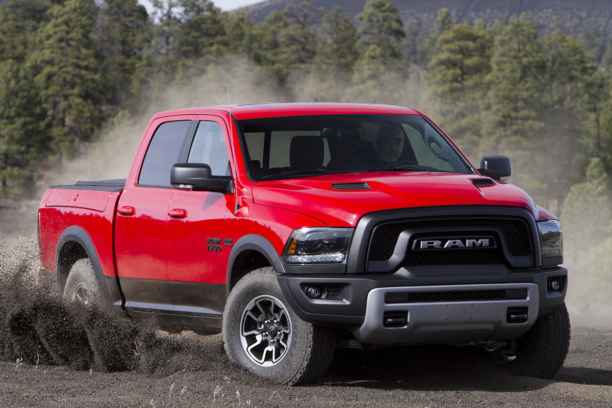 2018 RAM 1500 safety feature advanced braking system