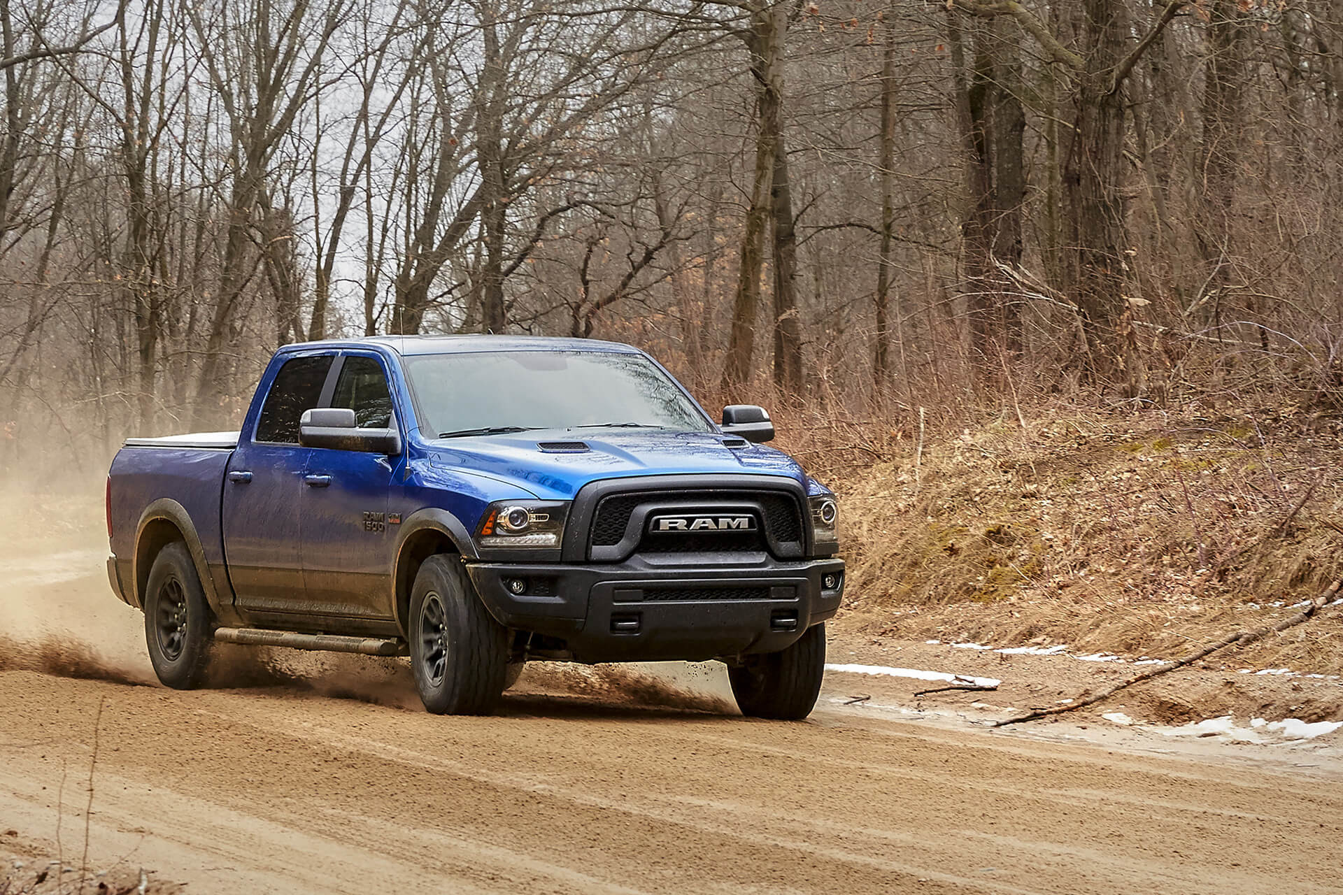 2018 RAM 1500 powerful and efficient engine choices