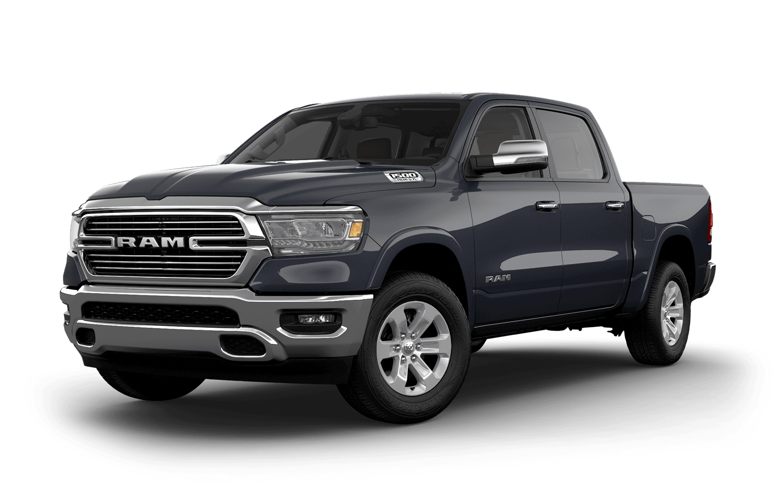 2019 Ram 1500 colour Maximum Steel Metallic