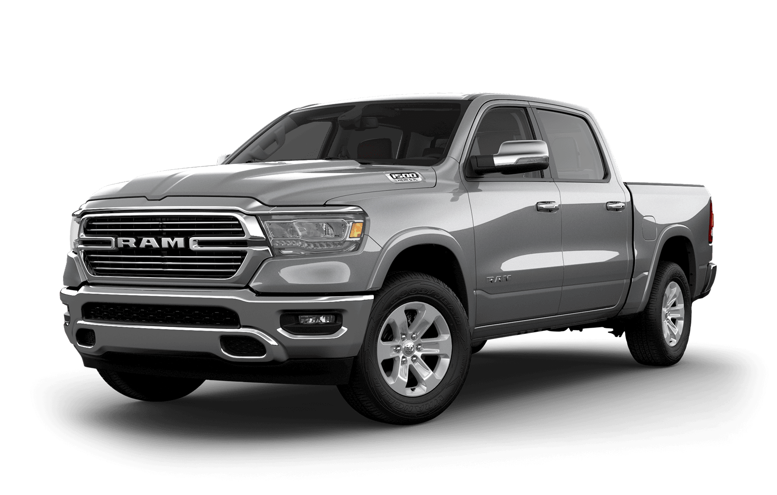 2019 Ram 1500 colour billet metallic