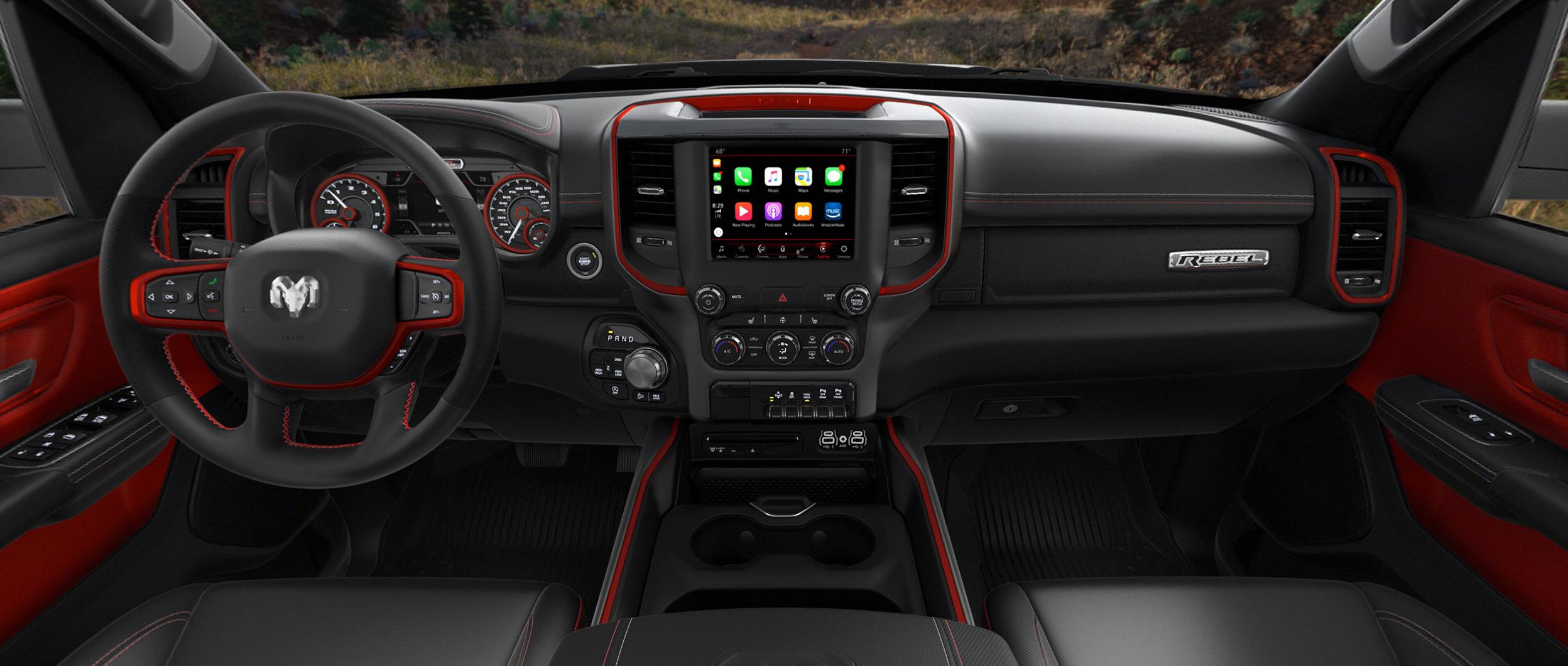 2021 Ram 1500 Dt Design Features Ram Canada