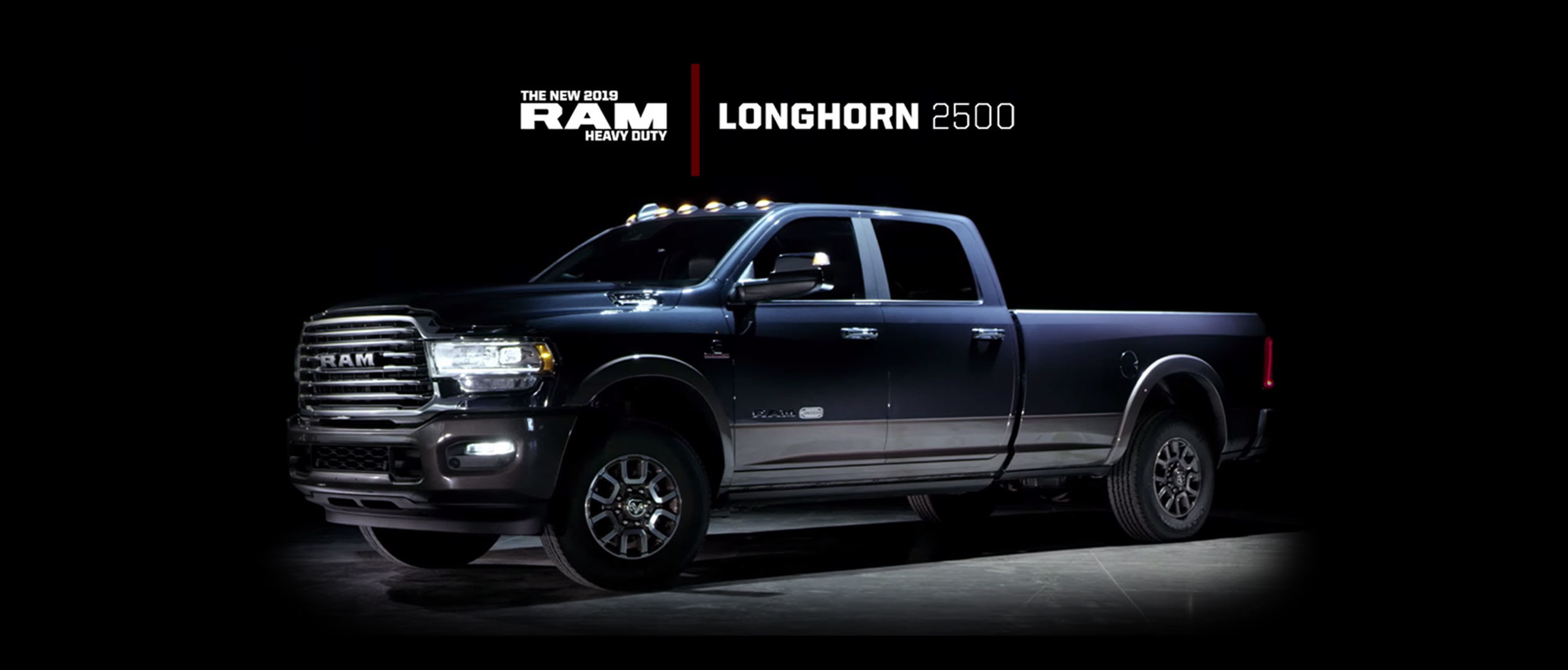 New 2019 Ram 2500 Heavy Duty Truck | Ram Trucks Canada