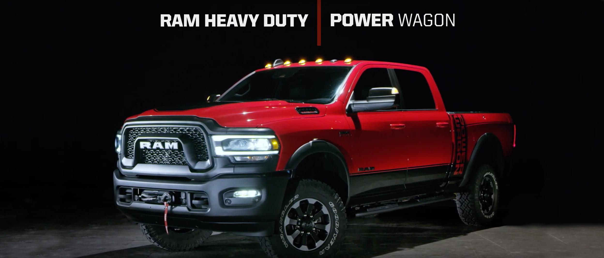 2020 Ram 2500 Heavy Duty Truck Ram Trucks Canada