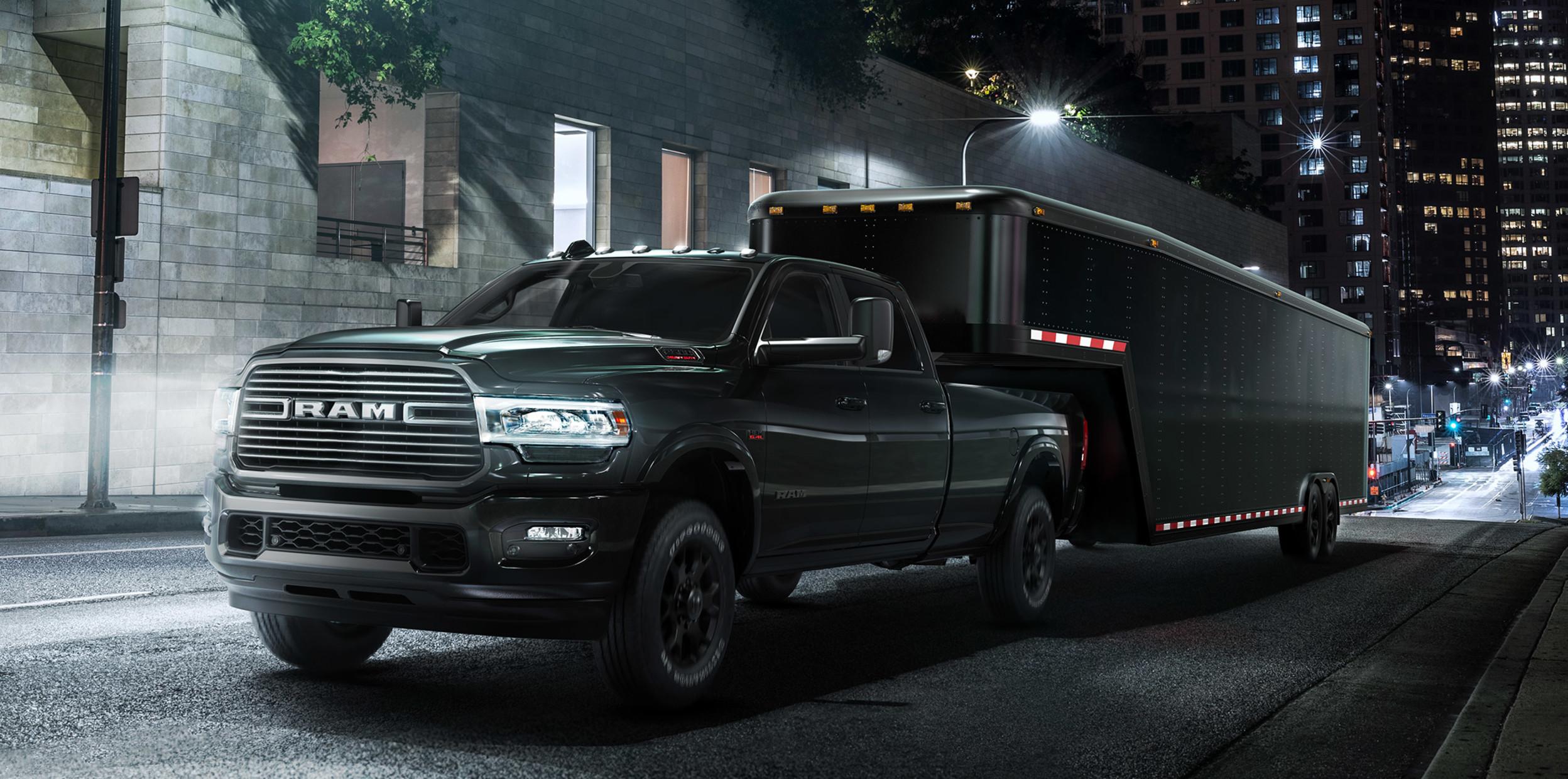 2021 Ram 2500 Heavy Duty Pickup Truck Ram Canada