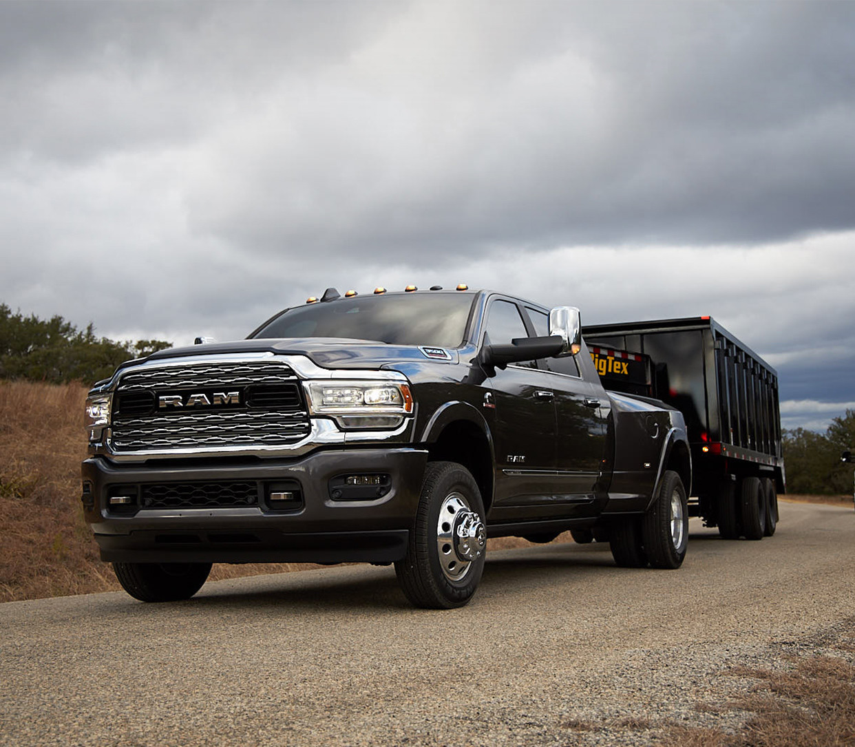 New 2019 Ram 3500 - Diesel Truck | Ram Truck Canada