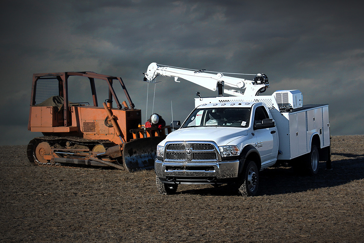 2018 RAM Chassis Cab maximum configuration capability
