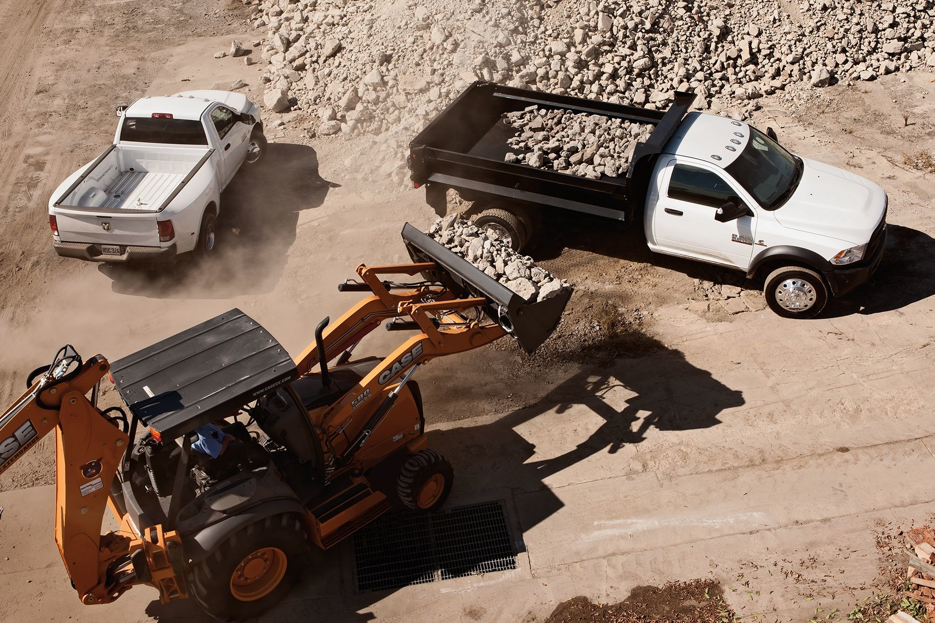 2018 RAM Chassis Cab tough as rocks payload
