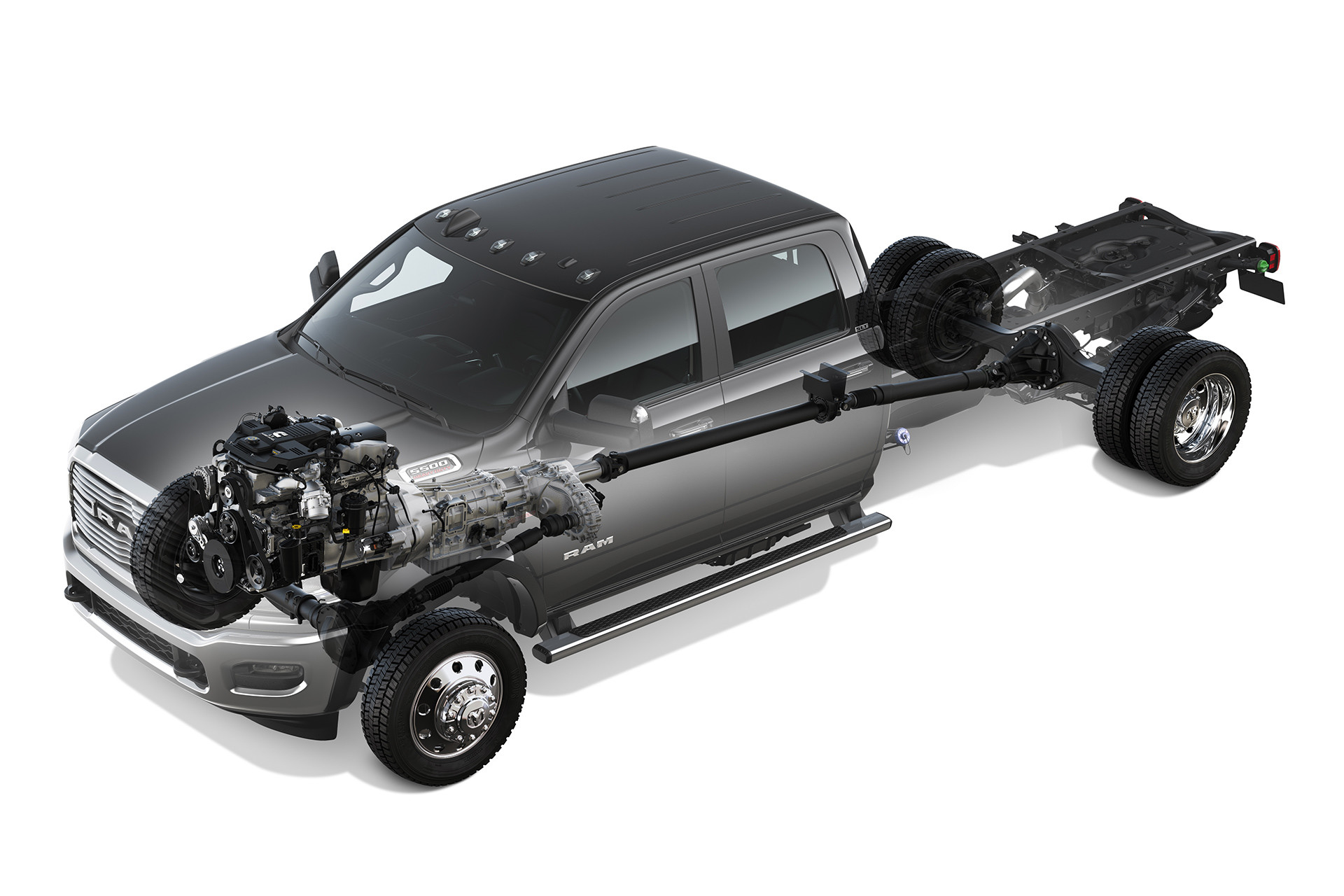 2019 Ram Chassis Cab  photo