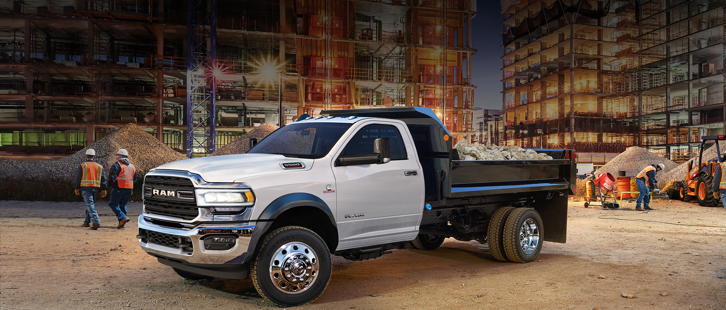 2019 Ram Chassis Cab | Ram Truck Canada