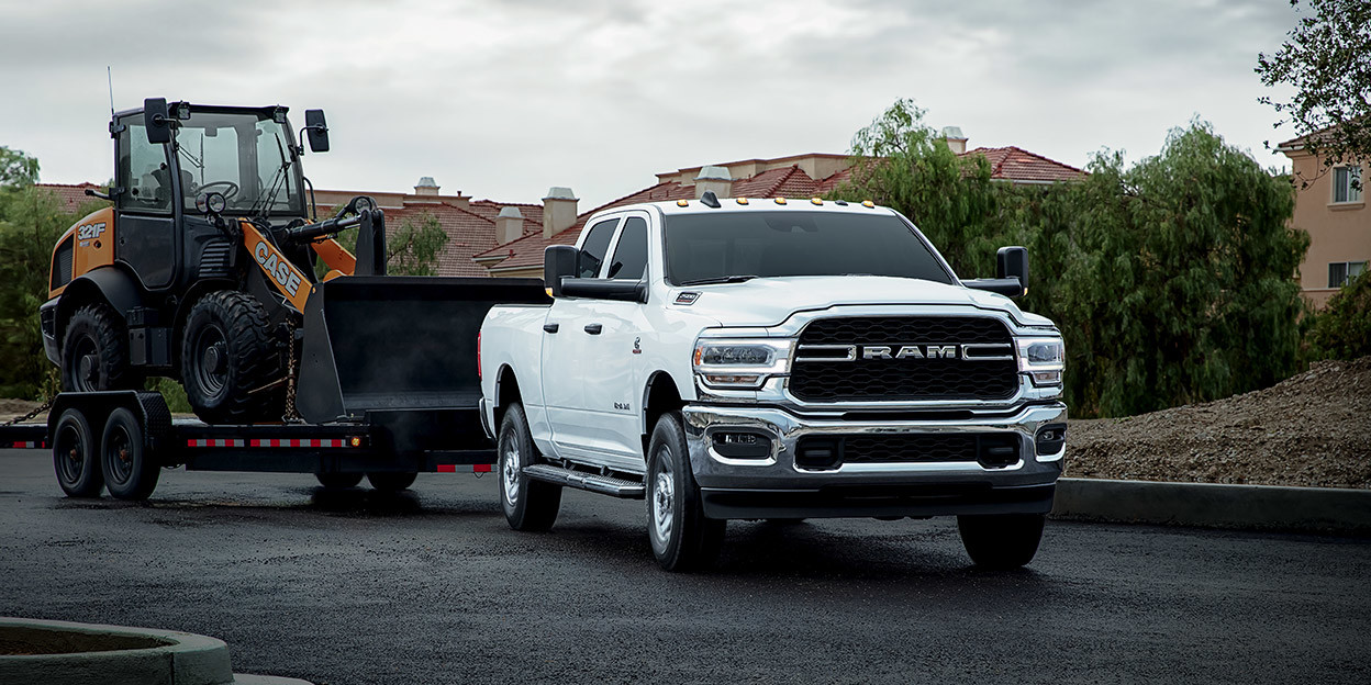 Ram Pickup Trucks and Commercial Vehicles | Ram Canada