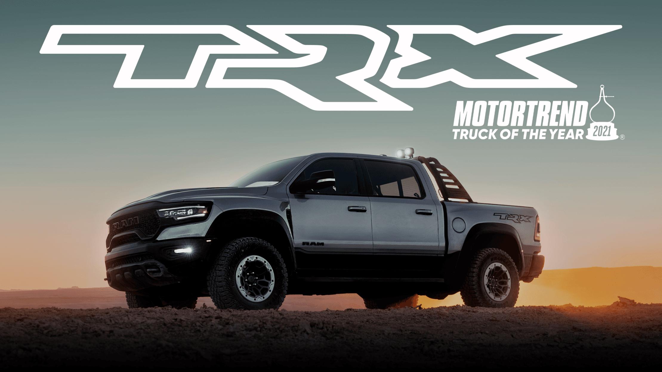 2021 Ram 1500 Trx Half Ton Pickup Truck Ram Canada