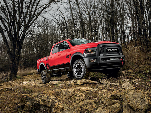 2018 Ram Truck Vehicle Recommender to help you find the right truck for you