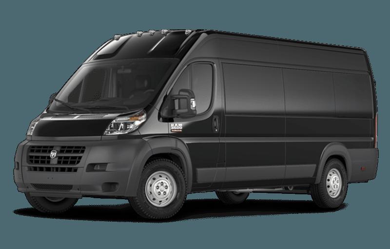 Dodge Ram Promaster >> 2018 Ram Promaster Van