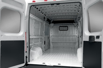 Beautiful 2018 RAM ProMaster Van Up Fit Friendly Cargo Space