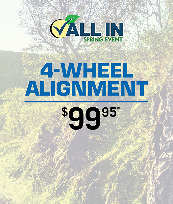 Wheel Alignment 99.95≠