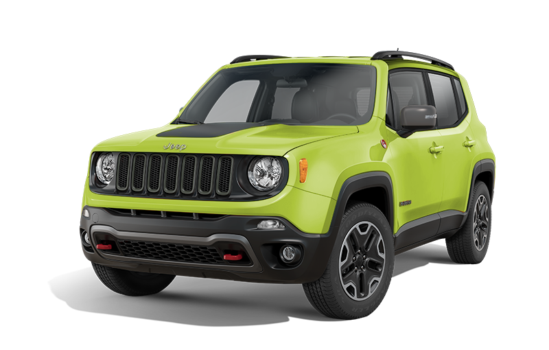 YOUR Jeep® Renegade BUILD