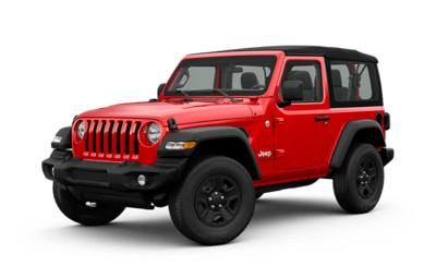 All-New 2018 Jeep<sub>®</sub> Wrangler