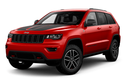 2018 Jeep® Grand Cherokee Trailhawk