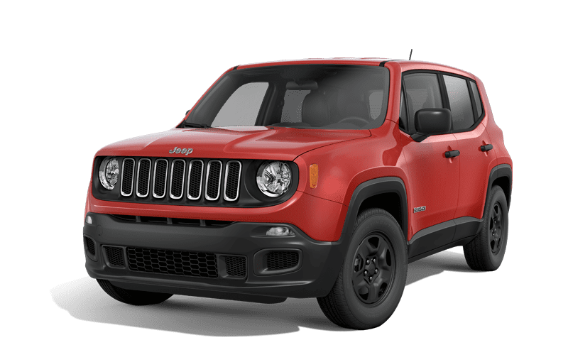 2018 Jeep® Renegade