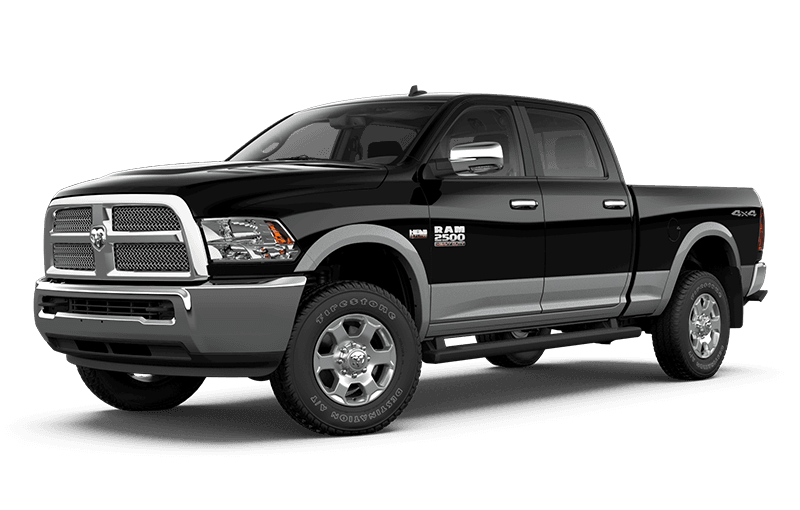 Build Your Own Dodge >> Choose Your 2018 Ram 2500 Ram Canada