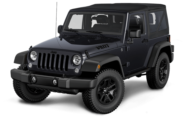 2018 Jeep® Wrangler JK Willys Wheeler