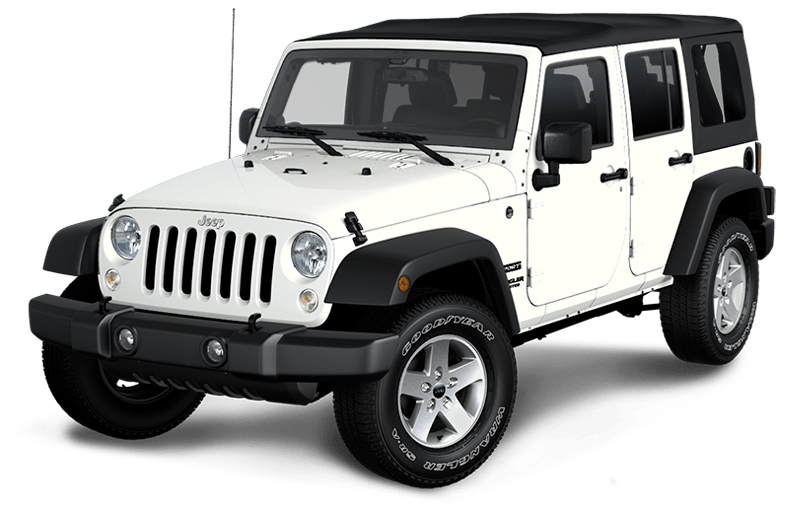 Jeep® Wrangler JK Unlimited Sport S 2018