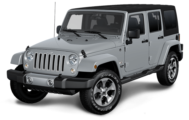 Jeep® Wrangler JK Unlimited Sahara 2018