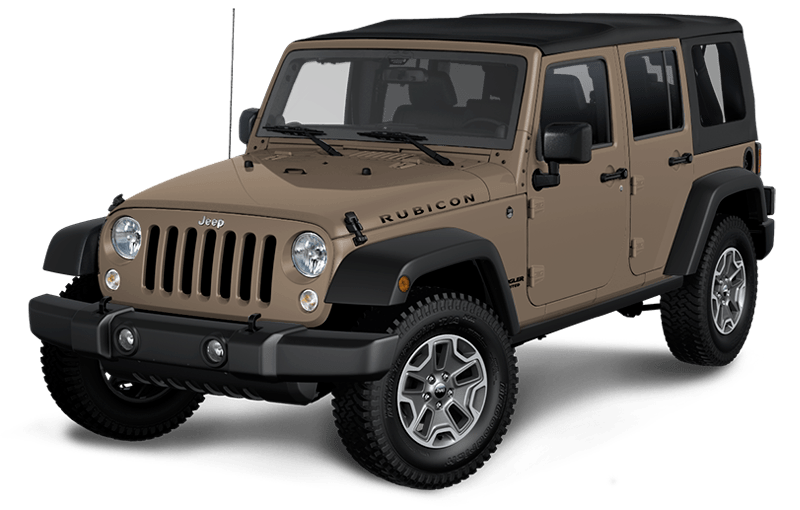 Jeep® Wrangler JK Unlimited Rubicon 2018