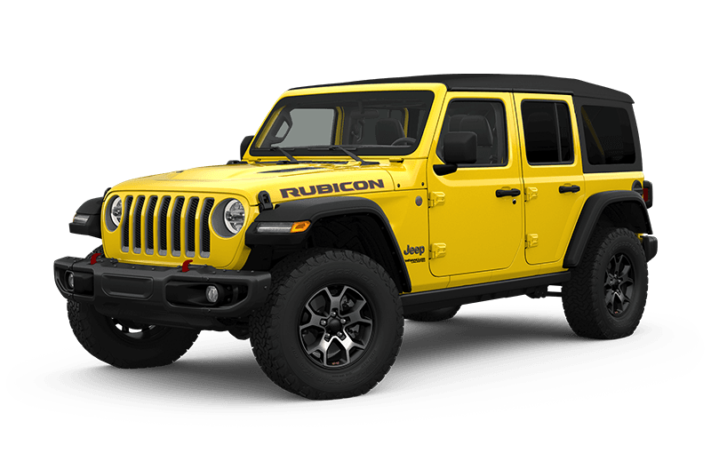 All-New 2018 Jeep® Wrangler