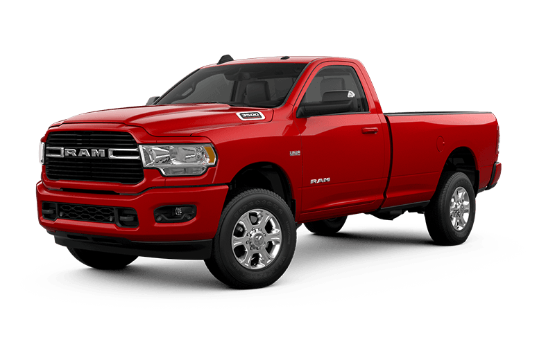 New 2019 Ram 3500 Big Horn Sport