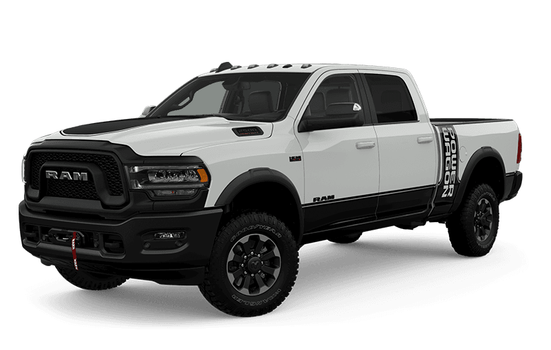 Nouveau Ram 2500 Power Wagon 2019