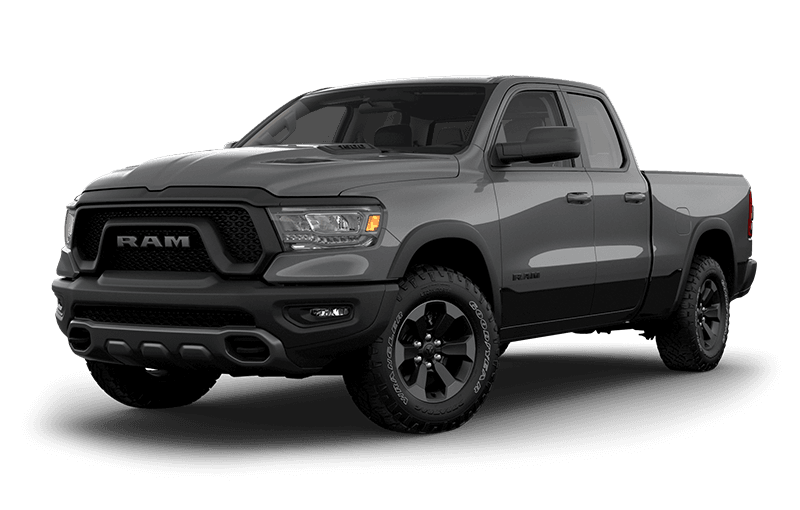 All-New 2019 Ram 1500 Rebel
