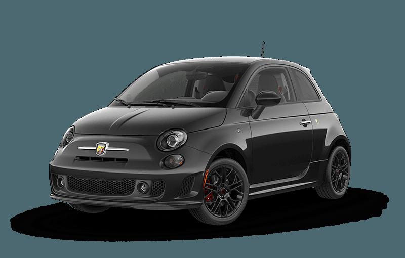 Fiat 500 passager avant noir brillant Garniture Porte