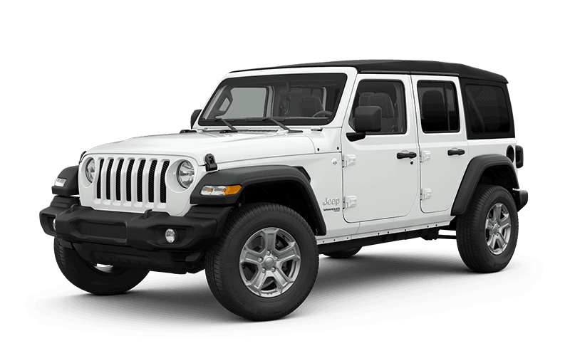 2019 Jeep® Wrangler Unlimited Sport S