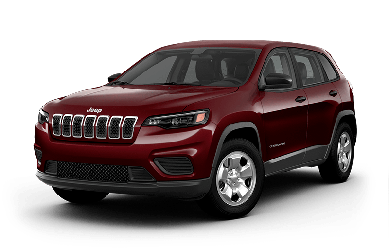 New 2019 Jeep® Cherokee