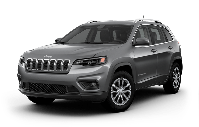 Nouveau Jeep® Cherokee North 2019