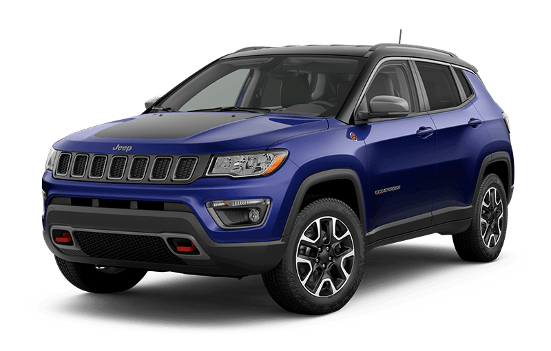 2019 Jeep® Compass Trailhawk®