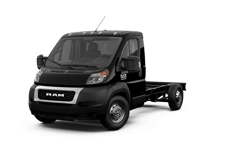 2019 Ram ProMaster® 3500 Chassis Cab
