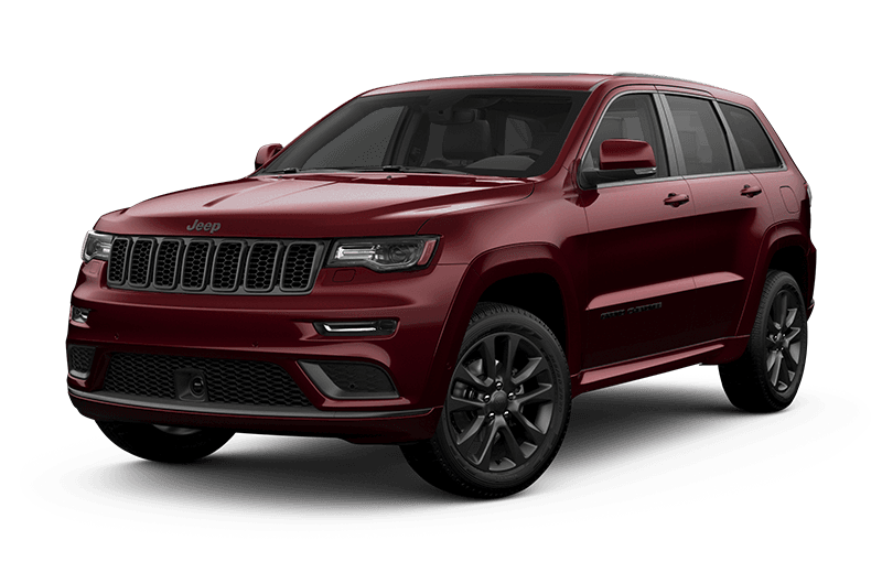 Jeep® Grand Cherokee 2019 High Altitude