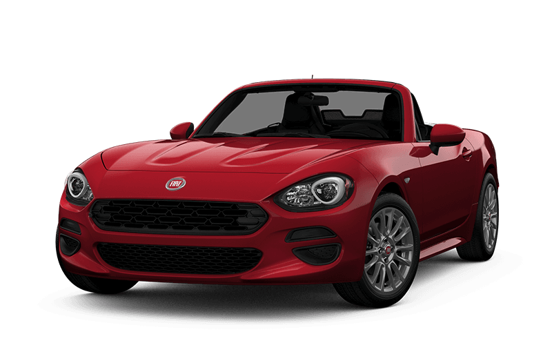 FIATMD 124 Spider 2020 Classica - Rouge hypnotique