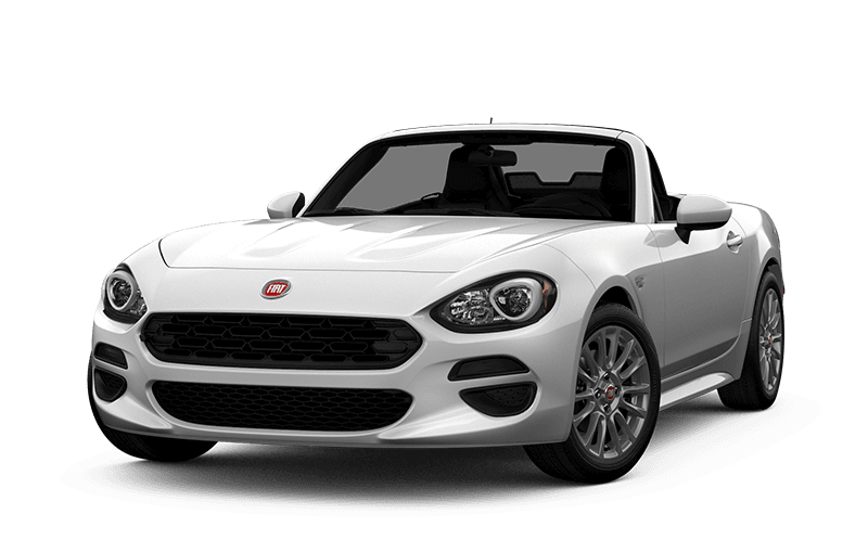 2020 FIAT 124 Spider Classica - Brilliante White