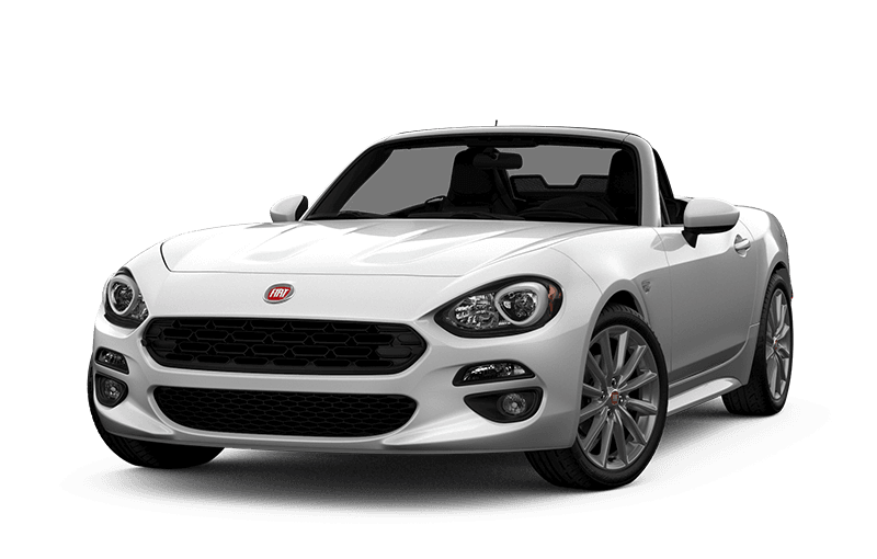 2020 FIAT 124 Spider Lusso - Brilliante White