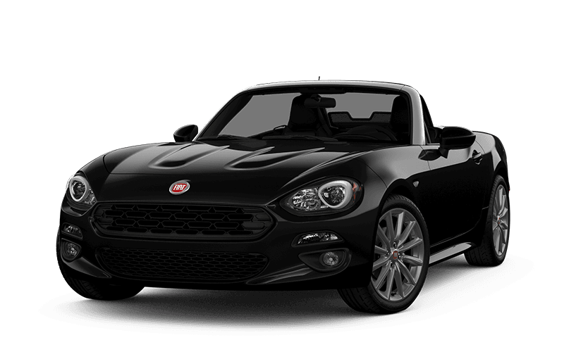 2020 FIAT 124 Spider Lusso - Forte Black Metallic