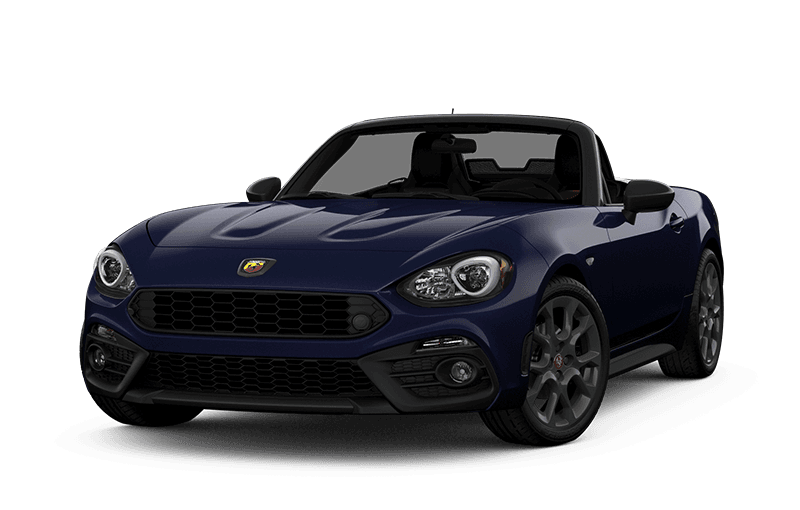 2020 FIAT 124 Spider Abarth® - Mare Blue Metallic
