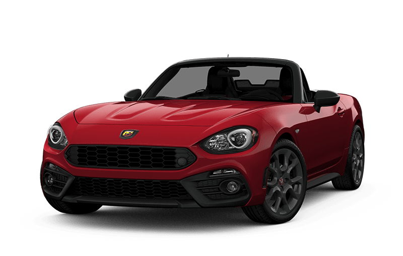 FIATMD 124 Spider 2020 AbarthMD - Rouge hypnotique